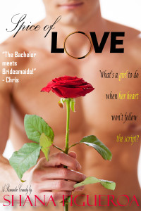 SPICE OF LOVE - Now available on Amazon!