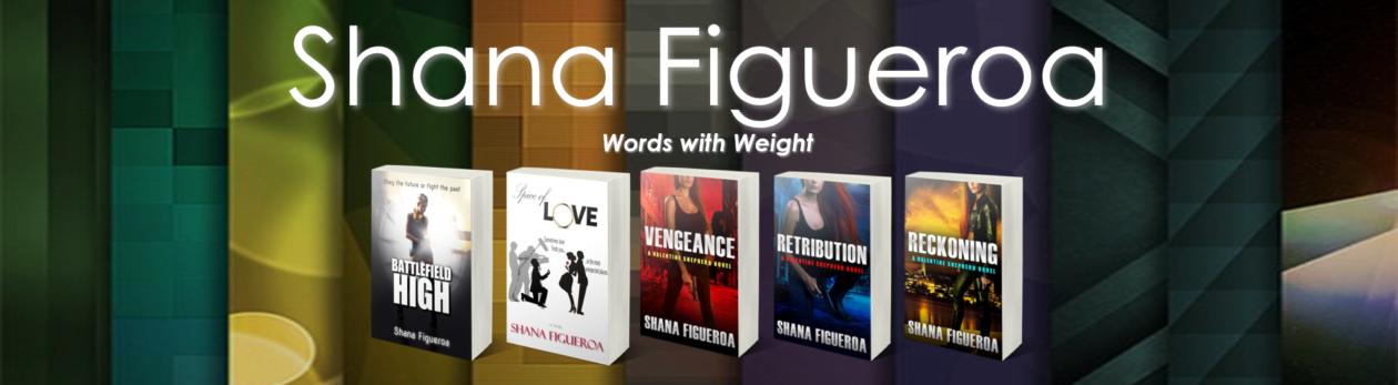 Shana Figueroa – Author
