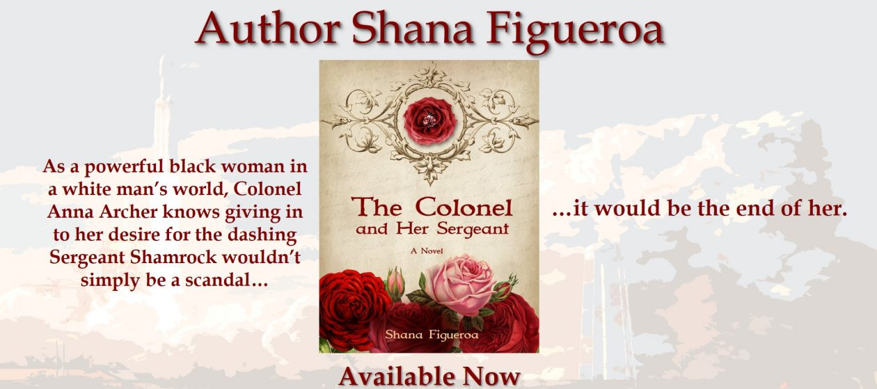 Shana Figueroa – Author